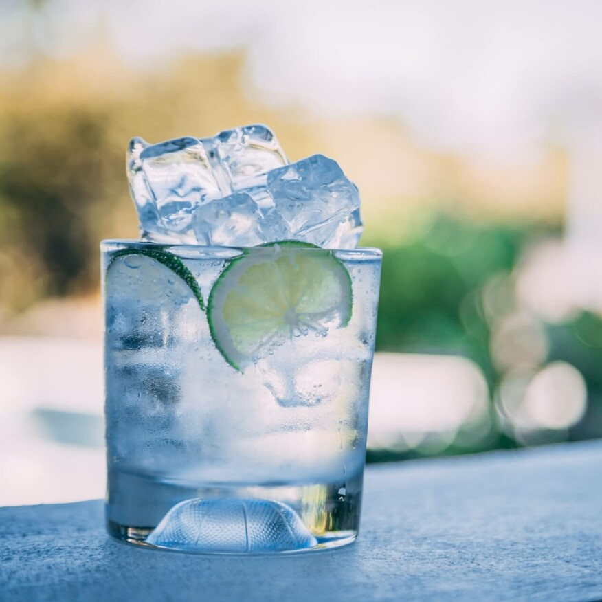 Rum & Kokosnusswasser